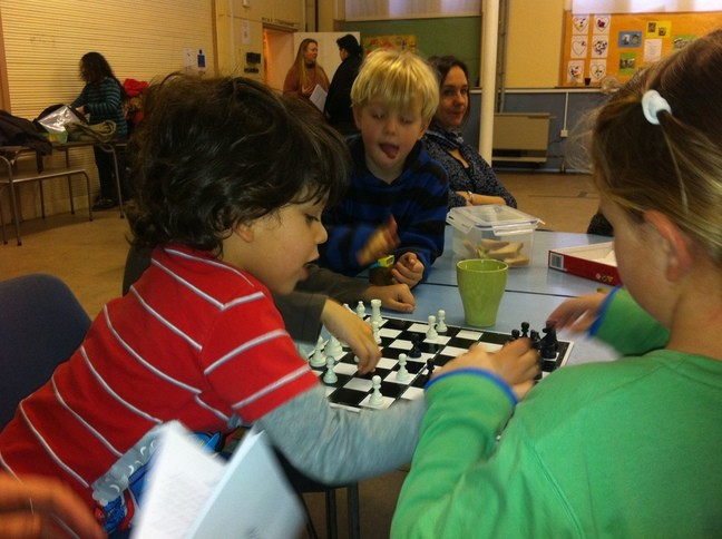 Chess at Putney Group