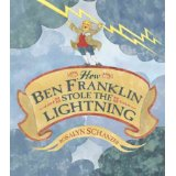 how ben franklin stole the lightening