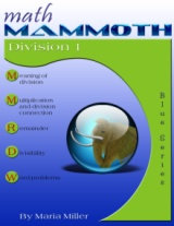 math mammoth division 1 - grade 2 and 3 homeschool math curriculum