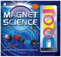 magnet science homeschool project - magnet science book