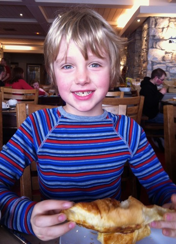 family ski holiday in Tignes France
