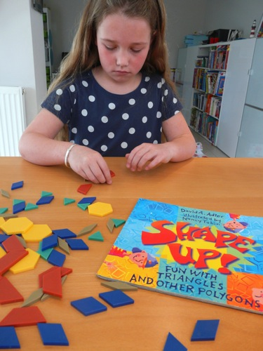 pattern blocks living math fun