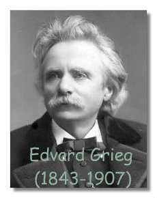 Edvard Grieg composer - Norway unit study