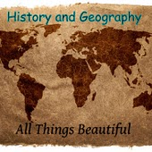 History and Geography Meme button