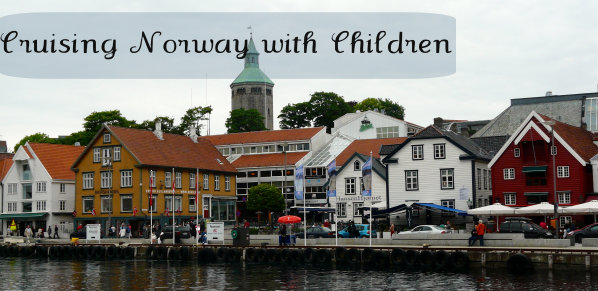 cruising norway with kids - stavanger children's museum