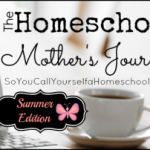 Homeschool Mother's Journal Summer Edition - Navigating By Joy