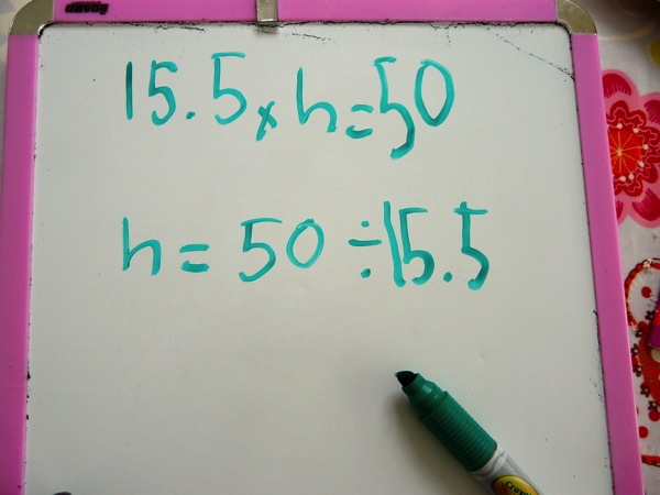 elementary math - calculating pi