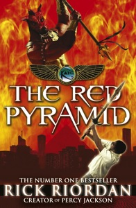 The Kane Chronicles  The Red Pyramid