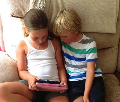 unschooling and school time