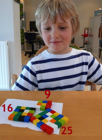 how to help your child fall in love with maths