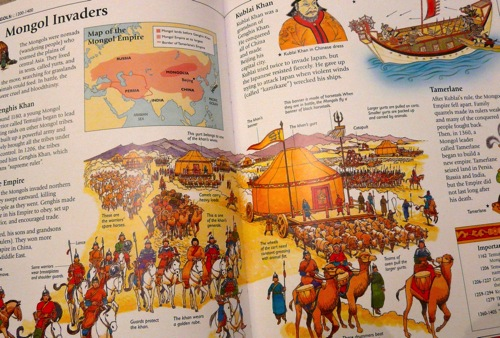 ad8fd9a38a9 Usborne Encyclopedia of World History