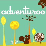 Adventuroo blog button