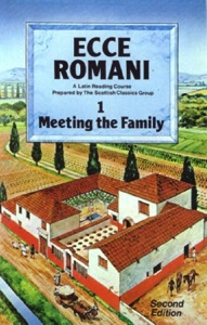 homeschool foreign languages - Ecce Romani