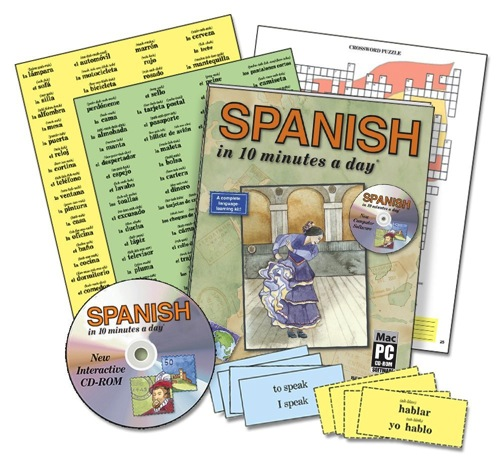 homeschool foreign languages - Spanish