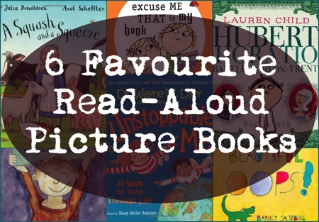 favourite read-aloud picture books