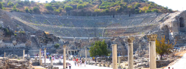 The Great Theatre, Ephesus