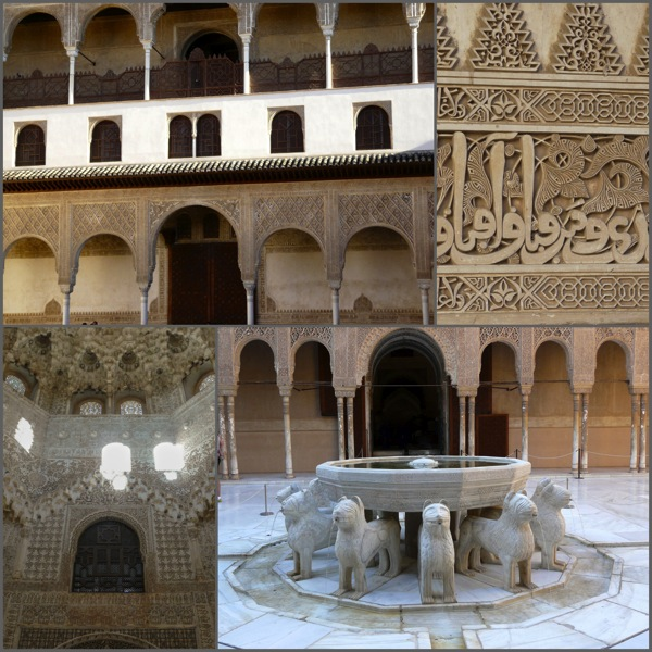 Alhambra collage jpg