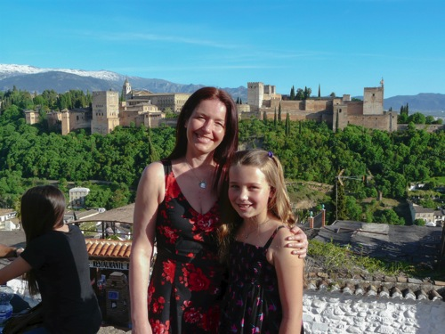 Planning a Spanish homeschool adventure