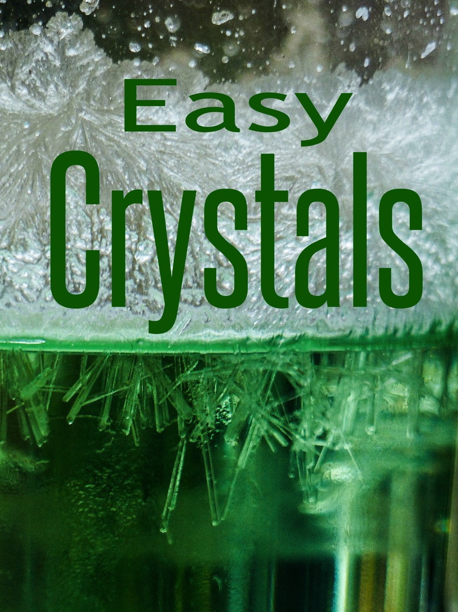 How to make quick Crystals