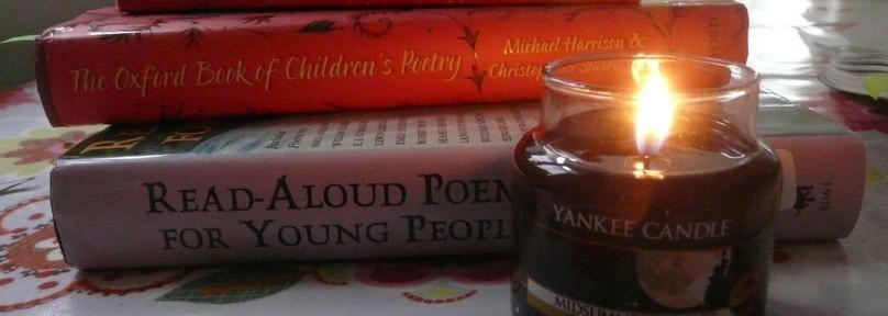 midsummer poetry at navigating by joy homeschoolers