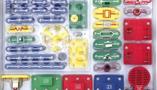 Electricty Kit at navigating by joy homeschooling blog